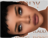 Rihanna Mesh Head