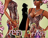 HRH PF PurpleFlowrSequin