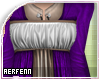 [A] Lily Gown Purple