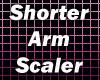 Shorter Arm Scaler