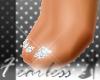 *fb* pretty feet DIAMOND