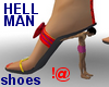 !@ Hell-man shoes