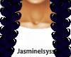 JI:Dark Blue Pigtails