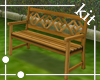 [kit]Carved Benches