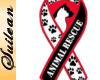 Animal Rescue Ribbon