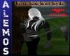 Raven Beak Short Scythe