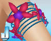 Orchid Armband Mesh