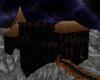 Vampire Clifftop Castle