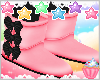 ! Pink Ugg Boots