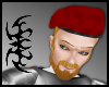 ASM Medieval Beret Red