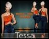 TT: Tribal Tank Orange