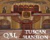 Tuscan Mansion