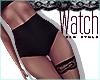 [W] High  Pant Lace  ►