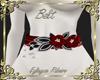 Belt red black