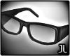 JL. EST: Black Glasses