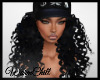 ! Black Hat Hair