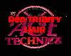 JM* Red Trinity hair