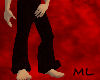 Alucard black pants