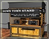 +Square Food Stand+