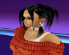 s~n~d black MASAE hair