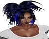 (Bell) Grunge black blue