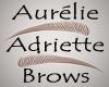 Aurélie Adriette Brows