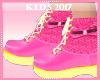 [TK]Shoes Kids Cupcake
