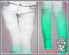 Si. Ombre jeans Blue