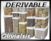 Food Storage Derivable