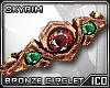 ICO Bronze Circlet M