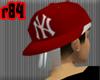 [r84] BwRed Yankee Cap 2