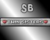 Twin Sisters (silver)
