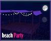 Beach Party night