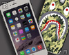 Bape Camo iPhone 8