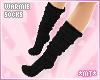 *MT* Warmie Socks Black