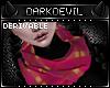 DD|evil Scarf