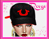 ® Blk/Red Truey Hat
