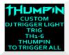 THUMPIN-CUSTOM DJ LIGHT