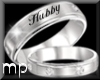Wedding Rings Hubby