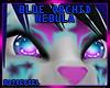 +BW+ Blue Orchid Nebula