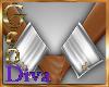 GBunneh Cuffs F W/Silver