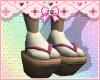 ~FCY~ Okobo Wood Pink