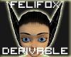 Derivable Felifox Ears