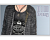M` Grey Ouija Jacket
