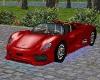 SPYDER RED CAR