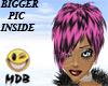~MDB~ PINK BLACK E. GIRL