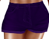 (LMG) Grape Shorts
