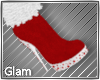 Holiday Red Boots