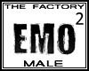 TF Emo Avatar 2 Tall