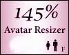 Avatar Resize Scaler 145